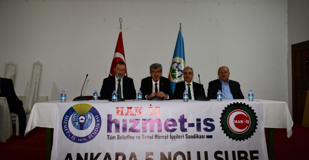 Beypazarı Belediyesi, İşçisine Yüzde 30 Zam Yaptı