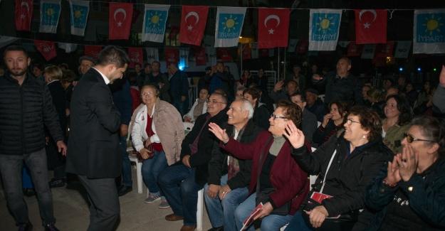 """""""Bizim Karalama İle Dedikodu İle Çamur Siyaseti İle İşimiz Yok"""""""