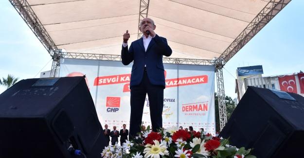 """""""Bu Seçimler Türkiye'de Demokrasinin Kazandığı Seçimler Olmak Zorundadır"""""""