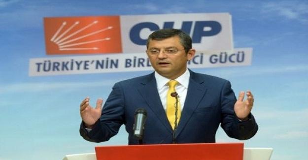 CHP'li Özel'den İçişleri Bakanı Soylu'nun Açıklamalarına Tepki