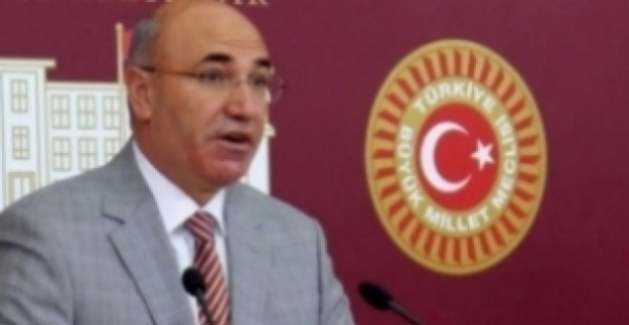 CHP'li Tanal'dan 'Şanlıurfaspor'a Sahip Çıkılmalı'' Çağrısı