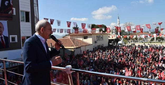 """CHP'ye Oy Vermek Uygarlığa Oy Vermektir"""