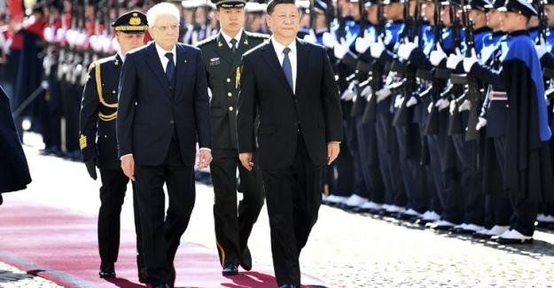Çin Ve İtalya, Antik İpek Yolu'nu Yeniden Canlandırıyor