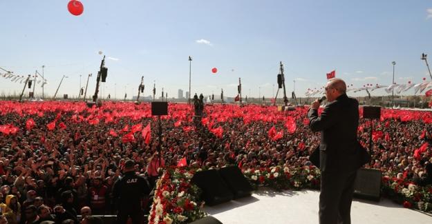 """Cumhurbaşkanı Erdoğan: """"Bunun Bedelini Çok Ağır Ödeyeceksiniz"""""""