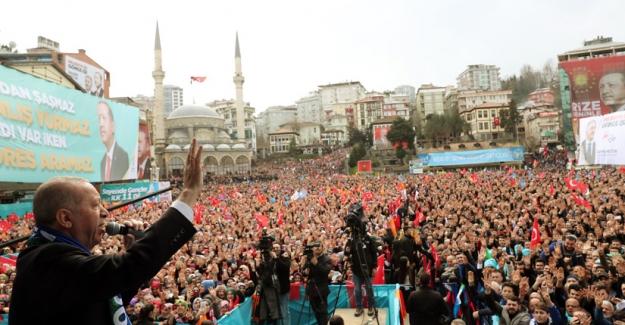 """""""Doğu Akdeniz Ve Karadeniz'deki Doğal Gaz Ve Petrol Haklarımızı En İyi Şekilde Değerlendirmekte Kararlıyız"""""""
