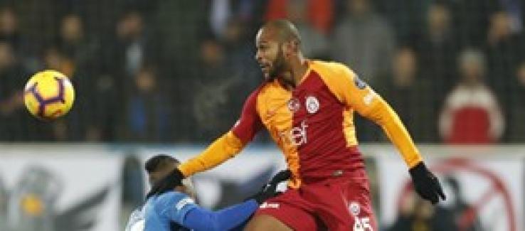Galatasaray, Erzurum'da 2 Puan Bıraktı