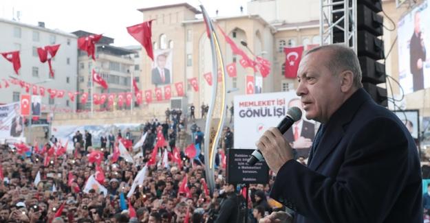 """""""Hiç Kimse Türk İle Kürt'ün, Arap'la Türkmen'in Arasına Fitne Sokamaz"""""""