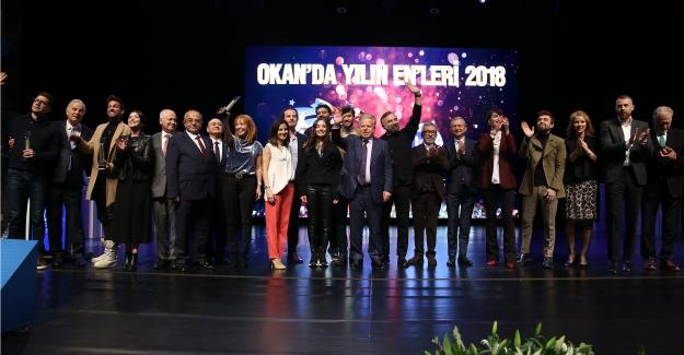 """""""İstanbul Okan Üniversitesi Yılın En'leri Ödülleri"""" Sahiplerini Buldu"""