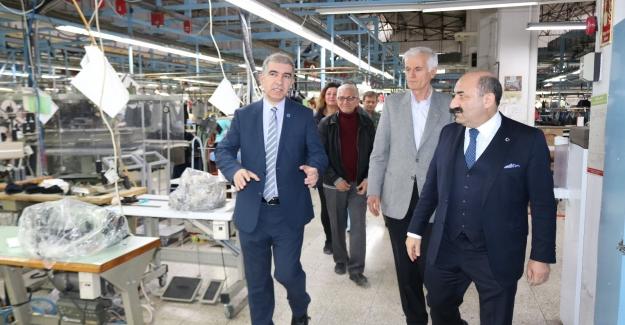 Karabacak: Üreticinin Ve Üretimin En Büyük Destekçisiyim