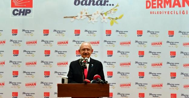"""Kılıçdaroğlu: """"O Zaman EYT'lileri Emekli Et Oda Bütçeye Yük Olmasın"""""""