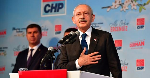 """Kılıçdaroğlu: """"Sarayda Oturanlar Halkın Derdini Bilemezler"""""""