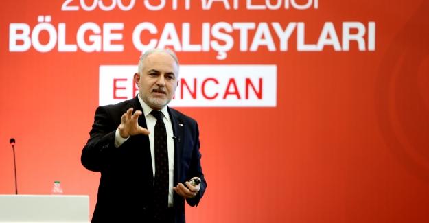 """Kızılay Genel Başkanı Kınık: """"Kızılay'ı Yenilikçi Finans Yöntemleriyle Güçlendireceğiz"""""""