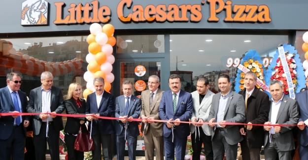 Little Caesars Şimdi Samsun'da 'Yetiş Sezar' Diyecek