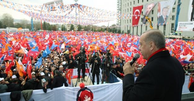 """""""Malatya'ya Son 17 yılda 20 Milyar Liralık Yatırım Yaptık"""""""