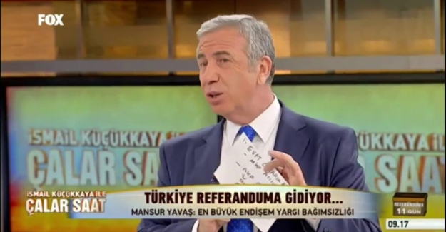 """Mansur Yavaş: """"Ben Özhaseki'ye 'Neden Pensilvanya'ya Gittin?' Diye Sormadım"""""""