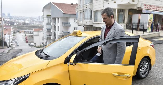 Murat Köse, Şoför Koltuğuna Oturdu, Halkın Nabzını Tuttu