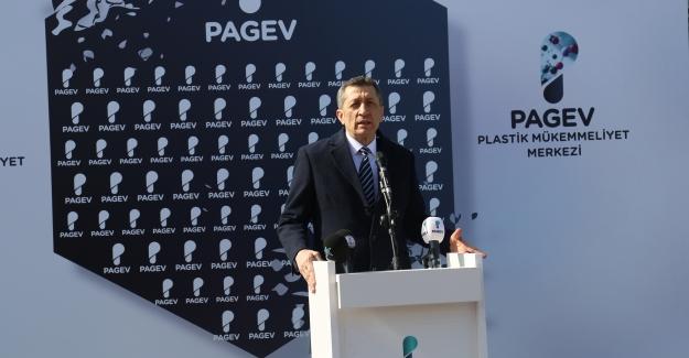 """""""PAGEV Plastik Mükemmeliyet Merkezi Projesini Sonuna Kadar Destekliyoruz"""""""