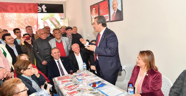 """Soner Çetin: """"Çukurova Halkı Kararını Vermiş"""""""