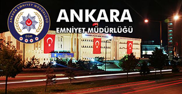 Ankara Emniyet Müdürlüğü: Kılıçdaroğlu'nun Cenazeye Katılacağı Yönünde Bilgilendirme Yapılmadı