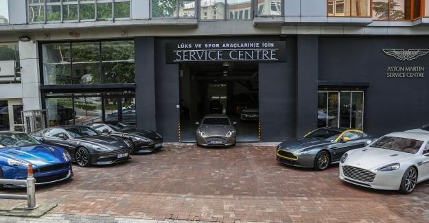Aston Martin Ve Total Güçlerini Birleştirdi...