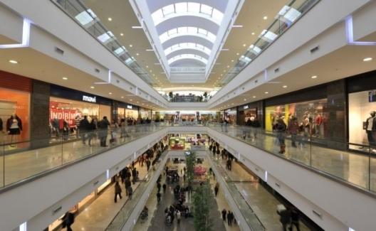 AVM Ciro Endeksi Şubat'ta Yüzde 7,1 Azaldı