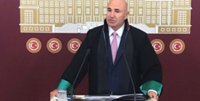 """CHP'li Tanal: """"Avukatlarımız, Her Türlü Zorluğa İnat Adalet İçin Çırpınmaktadır"""""""