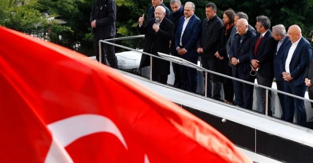 """""""Bana Yapılan Saldırı, Türkiye'nin Birliğine Ve Bütünlüğüne Yapılmış Saldırıdır"""""""