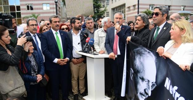 """Başkan Karalar, """"Sağduyusu Olan Saldırıyı Kınar"""""""