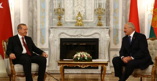 Belarus Cumhurbaşkanı Lukashenko Yarın Ülkemizi Ziyaret Edecek