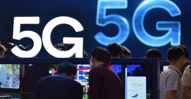 China Mobile İlk 5G Görüşme Denemesini Pekin'de Gerçekleştirdi