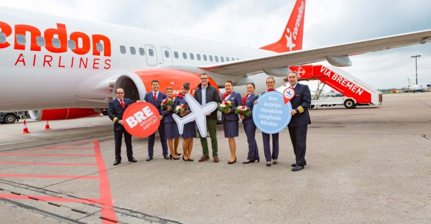 Corendon Airlines Üç Günde Üç Yeni Meydandan Uçuşlara Başladı