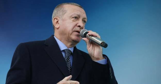 """Cumhurbaşkanı Erdoğan'dan Kılıçdaroğlu'na Saldırıya İlişkin Açıklama: """"Şiddetin Ve Terörün Her Türüne Karşıyız"""""""