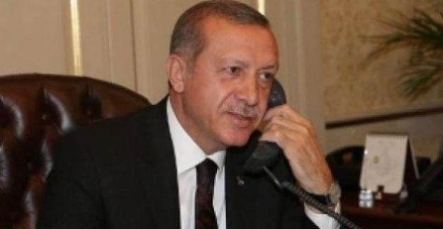 Cumhurbaşkanı Erdoğan, Güreşte Avrupa Şampiyonu Olan Kayaalp'i Tebrik Etti