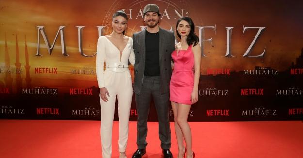 Hakan: Muhafız'ın 2. Sezon Prömiyeri 38. İstanbul Film Festivali'nde Yapıldı!