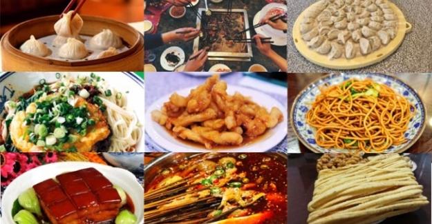 İngiltere'de En Çok Talep Edilen Paket Servisi, Çin Yemekleri