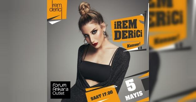 İrem Derici Hayranları Forum Ankara'da Buluşacak
