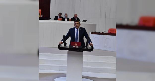 """İYİ Partili Öztürk: """"Basın Emekçileri Yeni Sisteme Kurban Olmasın!"""""""