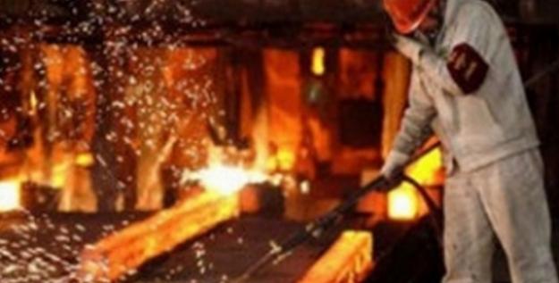 Sanayi Üretimi Bir Önceki Yılın Aynı Ayına Göre Yüzde 5,1 Azaldı