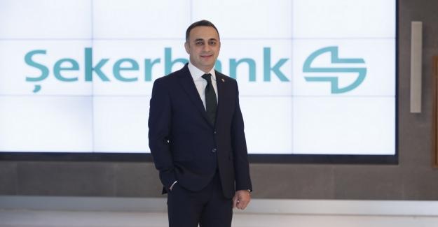 Şekerbank Genel Müdürlüğüne Erdal Erdem Atandı
