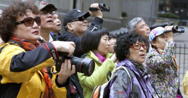 Tatillerinde Seyahat Eden Çinlilerin Sayısı Artıyor