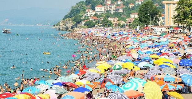 Turizm Geliri Geçen Yılın Aynı Çeyreğine Göre Yüzde 4.6 Arttı