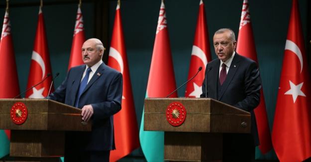 """""""Türkiye-Belarus İlişkileri Sağlam Temeller Üzerinde Gelişme Göstermektedir"""""""