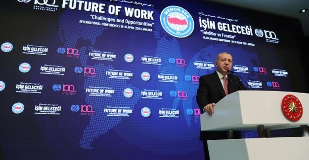 """""""Türkiye İçin Hep Beraber Elimizi Taşın Altına Koymalıyız"""""""