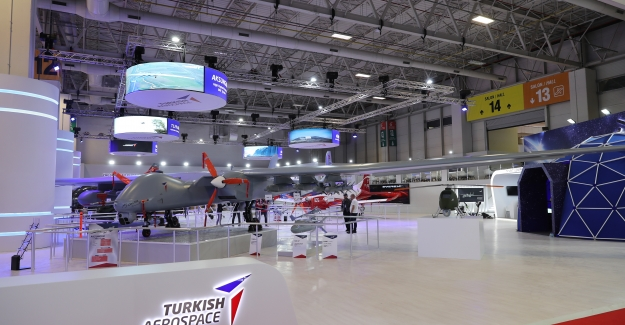 TUSAŞ, IDEF 2019'a Aksungur Ve Ağır Sınıf Taarruz Helikopteri İle Damgasını Vuracak