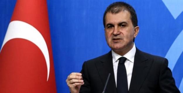 """AK Parti Sözcüsü Çelik: """"Kendi Devletini Suçlayan Bu Çarpık Zihniyetle Karşı Karşıyayız"""""""
