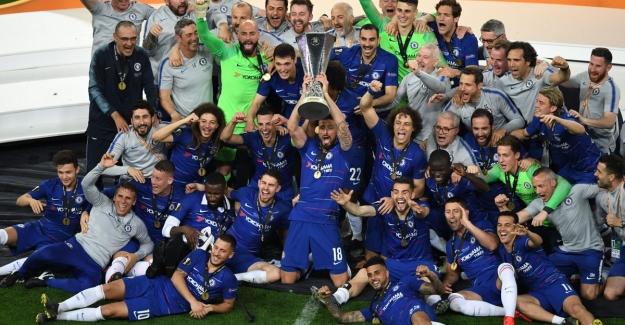 Avrupa'nın İki Numaralı Kupası Sahibini Buldu