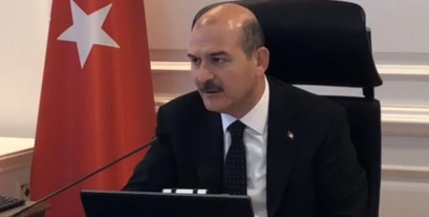 Bakan Soylu'dan Anadolu Ajansı'na Geçmiş Olsun Mesajı