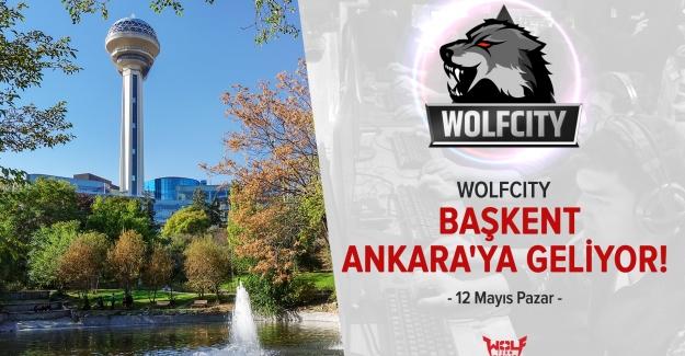 Başkenti Wolfcity Heyecanı Sarıyor