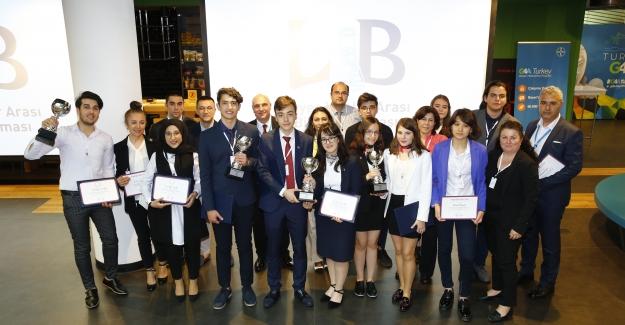 Bayer Liseler Arası Bilim Yarışması'nda Kazananlar Belli Oldu!