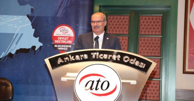 Bilişim Sektörüne İlişkin Devlet Destekleri ATO'da Tanıtıldı